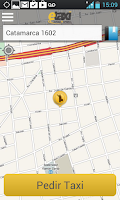 Screenshot of eTaxi Argentina