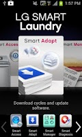 Screenshot of LG Smart Laundry&DW