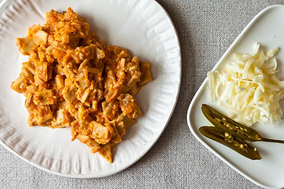 Not Exactly Grandma's Migas Recept | Yummly