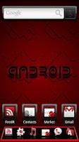 Screenshot of ADWTheme  Inc-Red-ible