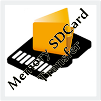Screenshot of Memory SD Card Transfer