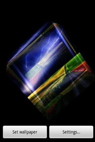 地球和閃電