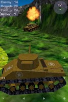 Screenshot of Tank Ace 1944 Lite
