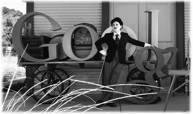 122nd Birthday of Charlie Chaplin