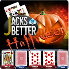 Halloween Poker Slot Machine icon