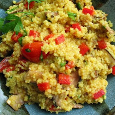 Couscous Salad With Spices