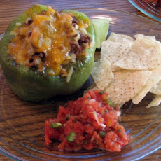 Latin Stuffed Bell Peppers