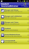 Screenshot of Learn German DeutschAkademie