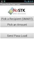 Screenshot of No SIM Toolkit for SMART