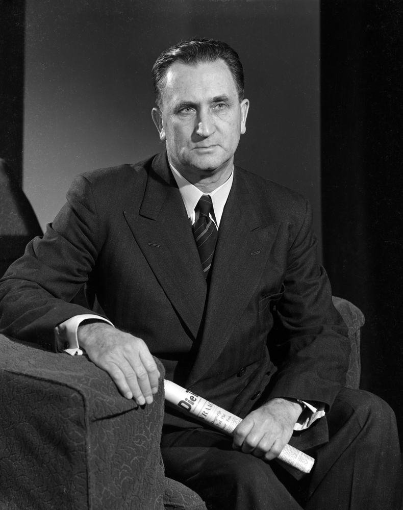 Johannes Gerhardus Strijdom: 1954 - 1958