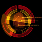 Sci-Fi UI Live Wallpaper Lite icon