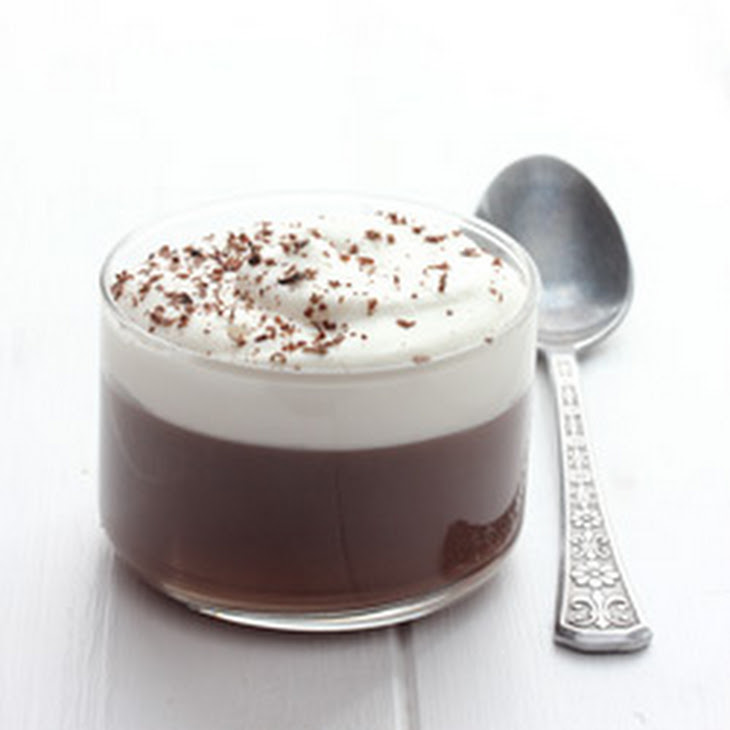 Baileys Chocolate Pudding with Baileys Whipped Cream Recipe | Yummly