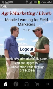 Agri Marketing Live - screenshot