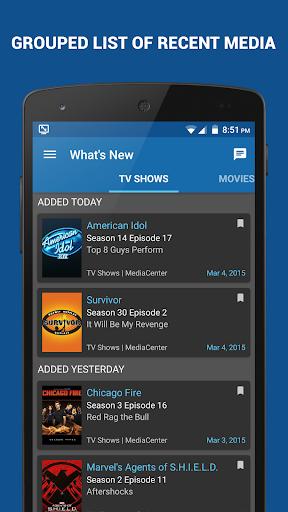 NuVue for Plex & Emby - screenshot