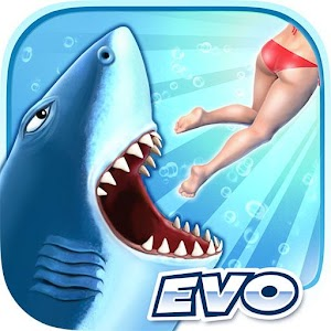 Manipulate the hungry Hungry Shark, action-packed underwater adventure.Disturbing things is exhausted shall eat it Ikinobiro to the limit! APK Icon