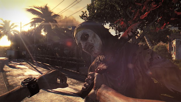 And the new Dying Light announcement is... A new trailer