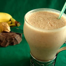 Chocolate-Peanut Butter Smoothie