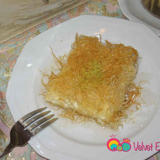 Kataifi Recipes