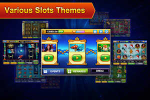 Screenshot of Slots Mania