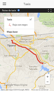 Transporte Publico Tijuana Fri - screenshot