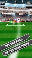 Screenshot of KICK MANIA 3D - Football