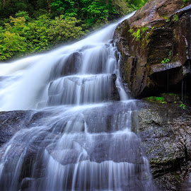 Waterfalls by Naresh Balaguru - Landscapes Waterscapes ( waterfalls, waterscape )