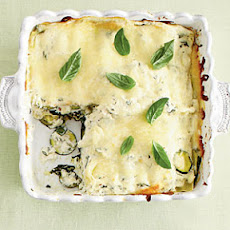 Zucchini-and-Spinach Lasagna