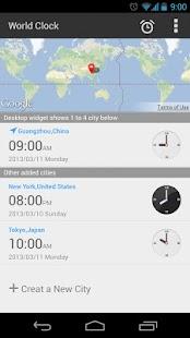 Free GO Clock Widget APK for Windows 8