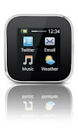 Screenshot of SmartWatch
