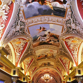 Artistic Ceiling by Thurston Munn - Buildings & Architecture Other Interior ( Architecture, Ceilings, Ceiling, Buildings, Building )