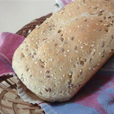 Hearty Multigrain Bread