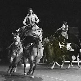 Standing Riders by Stephen Beatty - News & Events Entertainment
