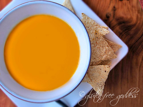 Butternut Squash Soup with Coconut Milk