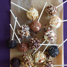 Angel Food Cake Pops