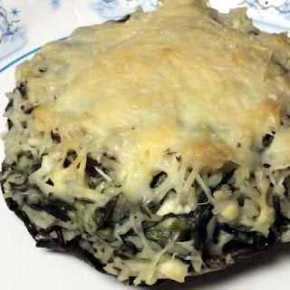 Rice Stuffed Portabella Mushroom Recipes