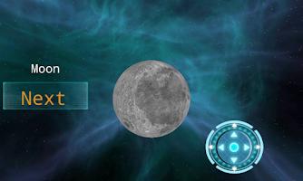 Screenshot of Planets 3D - Solar System HD