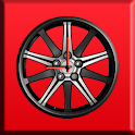 Sport Rim Clock Widget icon