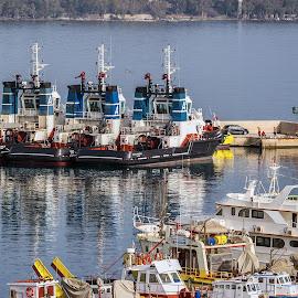 by Gabriel Catalin - Transportation Boats