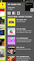 Screenshot of HIT RADIO FFH