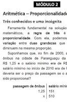 Screenshot of ENEM Apostila de Matemática 1