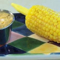Corn on the Cob With Chipotle Butter