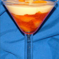 Orange Pineapple Gelatin