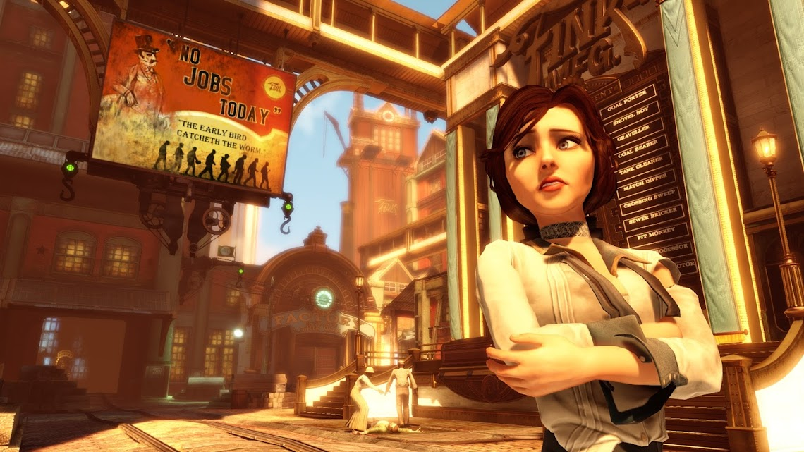 So long Irrational Games, thanks for the memories