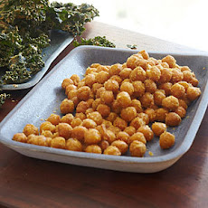 Spiced Chickpea Nuts