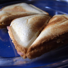 Indian Toastie Sandwich Recipe