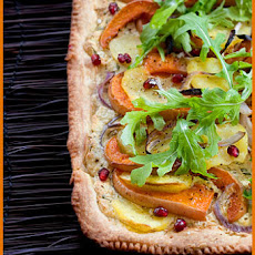 Orange and Yellow Tart, and More — Tarte orange et jaune, et plus