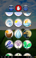 Screenshot of Nature Sounds Ringtones