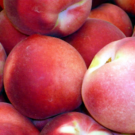 Georgia Peaches by Jody Frankel - Food & Drink Fruits & Vegetables