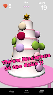 Happy Macaron Tower - screenshot