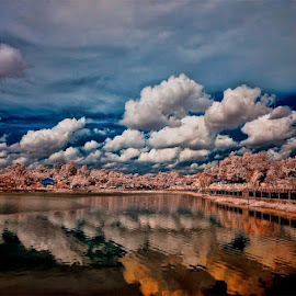 by Daniel Chang - Landscapes Cloud Formations